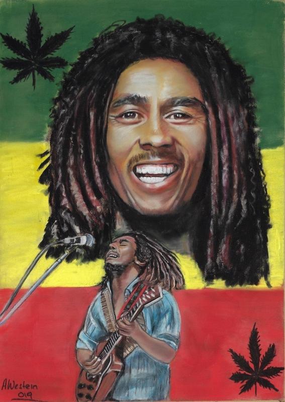 Bob Marley par western61